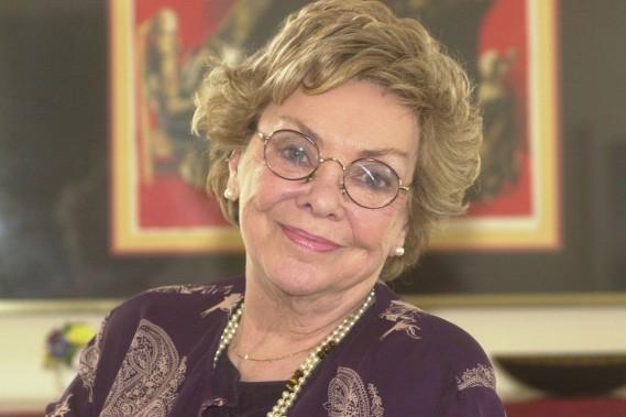 Marjolaine Hébert en mai 2002. (Photo: archives La Presse)