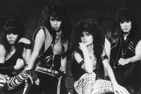 <strong>Loudness</strong>: Un groupe de<em> heavy</em> japonais? Ne riez pas. Loudness a lancé au moins 27 albums en 35 ans. Une institution au pays du Métal levant.<strong></strong> (Photo: fournie par le groupe)