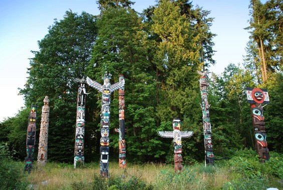 Le Vancouver autochtone permet de découvrir l'histoire des Premières Nations. (Photo Thinstock)