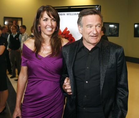 Sa femme Susan Schneider, épousée en troisièmes noces en 2011, a dit avoir «perdu ce matin son mari et meilleur ami, pendant que le monde a perdu l'un de ses artistes les plus aimés et l'un des plus beaux êtres humains». (Reuters)