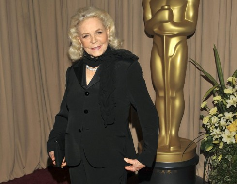 En coulisses lors de la 82e cérémonie des Oscars, en 2010. (AP)