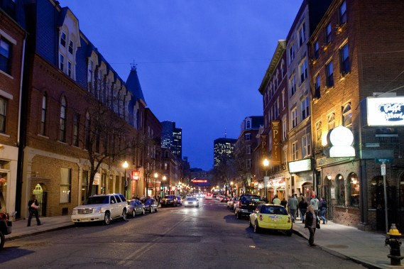 North End est le quartier italien de Boston. (Photo Marco Campanozzi, La Presse)