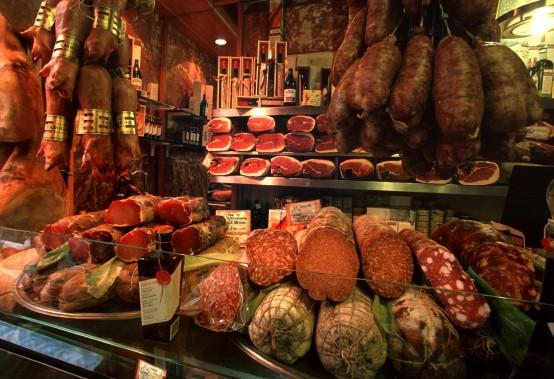 Tamburini est l'épicerie fine la plus célèbre deBologne. (PHOTO FOURNIE PAR BOLOGNA WELCOME)