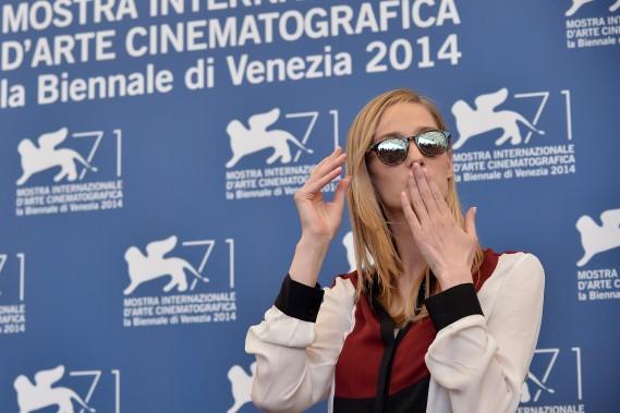 Jour 2 - Jeudi 28 août: Eva Riccobono (Photo AFP)