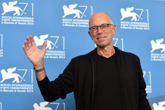 Jour 7 -Le réalisateur italien Gabriele Salvatores a présenté son film <em>Italy in a Day</em> (Un Giorno da Italiani) en compétition. (Photo: AFP)