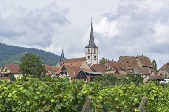 Mittelbergheim est souvent cité comme l'un des plus beaux villages d'Alsace et de la France entière. (Photo Digital/Thinkstock)