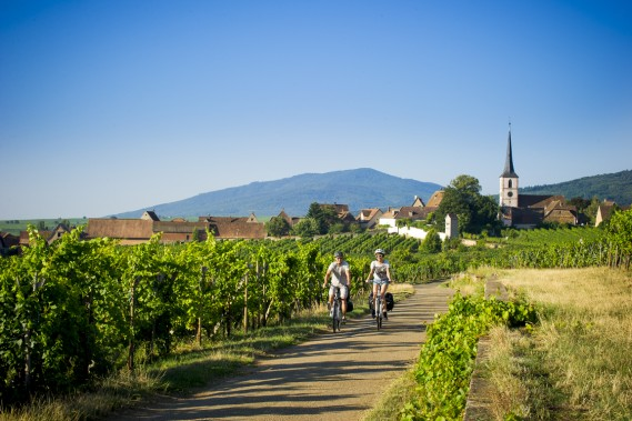 L'Alsace, une région de la France remplie de saveurs. (Photo fournie par l'Agence d'attractivité de l'Alsace)