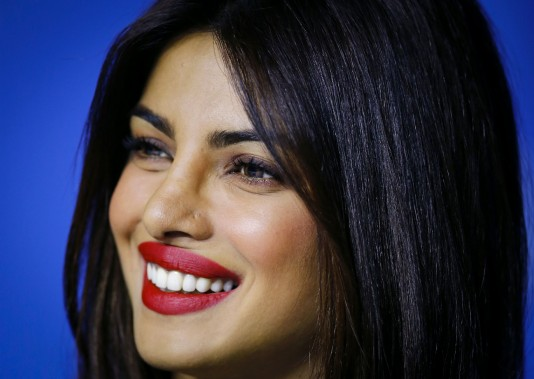 Jour 1 - Priyanka Chopra (Photo Reuters)
