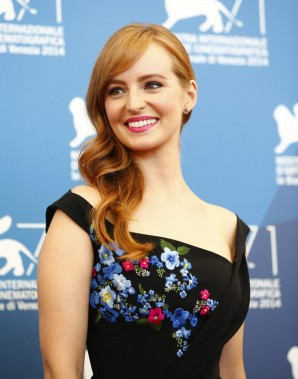Jour 9 -L'actrice Ahna O'Reilly, vedette du film <em>The Sound and the Fury</em> de James Franco. (Photo: Reuters)
