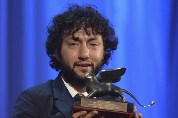 Le réalisateur turc Kaan Mujdeci a remporté samedi à VeniselePrixspécial duJurypour son film <em>Sivas</em>. (PHOTO TIZIANA FABI, AFP)