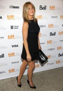 Jour 5 -Jennifer Aniston à la première du film <em>Cake</em> lundi. (Photo: Reuters)