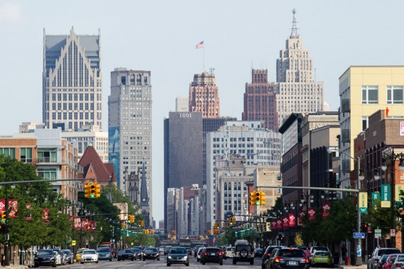 Detroit a une mauvaise presse, mais elle a beaucoup à offrir à ses visiteurs. (Photo Edouard Plante-Fréchette, La Presse)