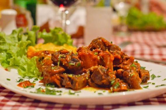 C'est l'occasion de goûter aux succulentes spécialités culinaires italiennes. (Photo Thinstock)