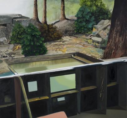 Dil Hildebrand, <i>Camping Fishing</i> (2006) (Photo: fournie par le Conseil des arts du Canada)