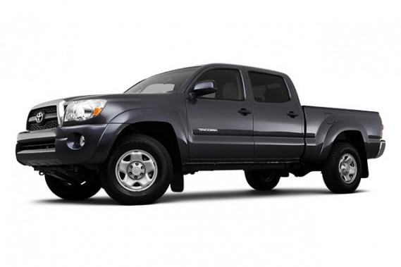 Toyota rappelle 790 000 Tacoma dans le monde