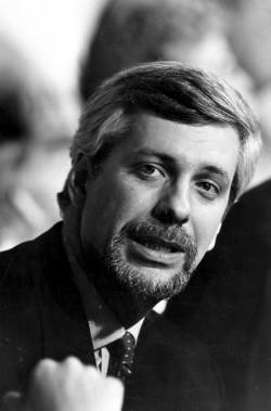 Pierre Marc Johnson en 1985 (Achives Le Soleil)