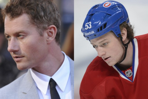 James Badge Dale et Ryan White, suggéré par Bernard Drouin ()