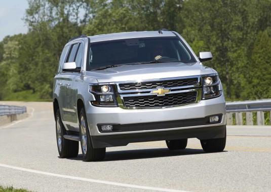 Chevrolet Tahoe et Suburban/GMC Yukon et XL - À partir de 53 100 $ - Les VUS pleine grandeur de GM (versions régulière et allongée) ont tous subi une cure de rajeunissement. (Lire l'essai du Cadillac Escalade) (Photo GM)