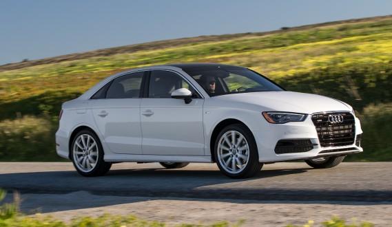 Audi A3 - À partir de 31 100 $ - En plus de deux motorisations à essence (1,8 litre et 2,0 litres), une version électrique e-tron arrivera dans le courant de l'année 2015. (Photo Audi)