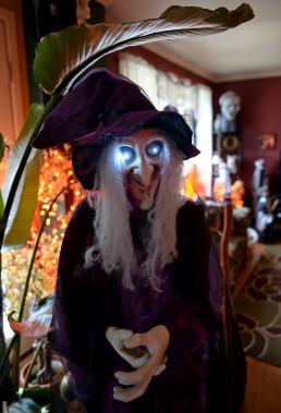 Une sorcière automate (Le Soleil, Erick Labbé)