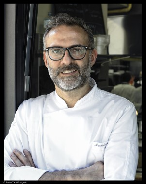 Le chef Massimo Bottura (Photo Paolo Terzi, fournie par Spoon)