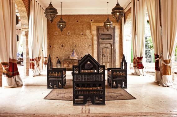 La totale: avec le mobilier, les murs et les rideaux, rendant le tout très lumineux. (Photo Digital/Thinkstock)