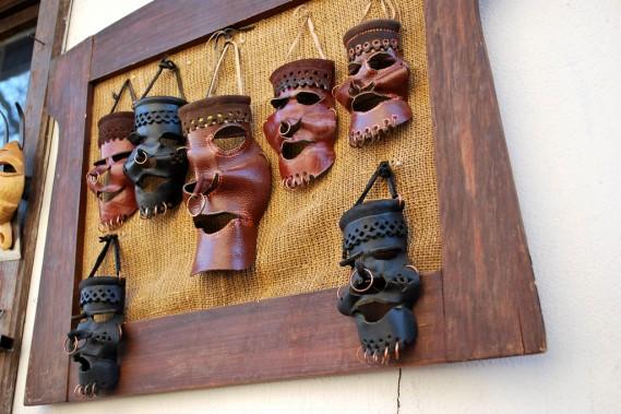 Fascinants, mystérieux ou joviaux, les masques apportent sans conteste un grand plus à l'ambiance. (Photo Thinkstock)
