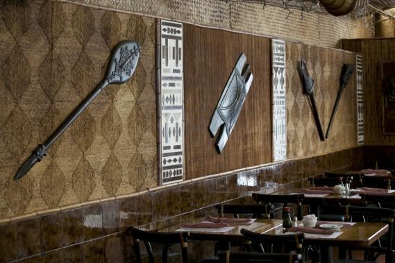 Le restaurant Jardin Tiki à Montréal peut également s'avérer une belle source d'inspiration. (Photo David Boily, Archives La Presse)