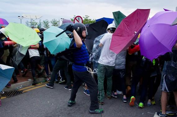 (PHOTO DALE DE LA REY, AFP)