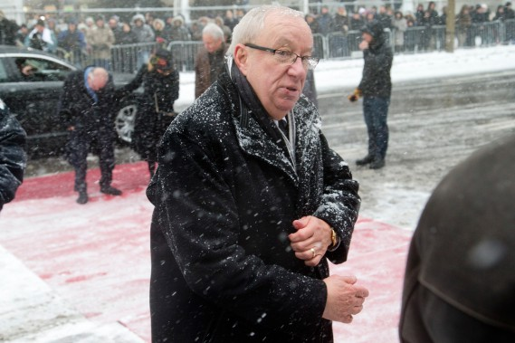 L'ancien entraîneur du Canadien Jacques Demers. (Photo David Boily, La Presse)