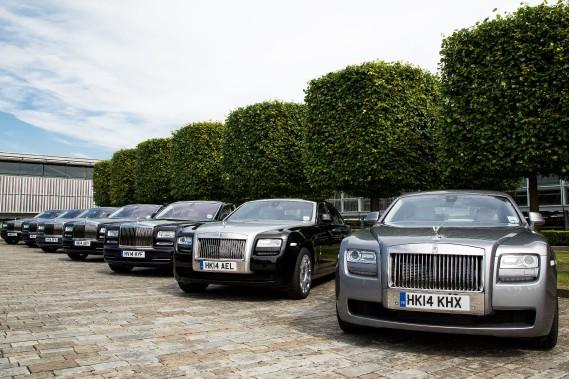Rolls-Royce: grand luxe, coeur jeune