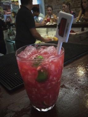 Le bar Veloso, où l'on sert les meilleurs cocktails en ville. (Photo Simon Coutu, collaboration spéciale)
