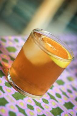 Le thé à la menthe, un indémodable classique. (PHOTO FOURNIE PAR FRANCIS-OLIVIER GRAVEL)