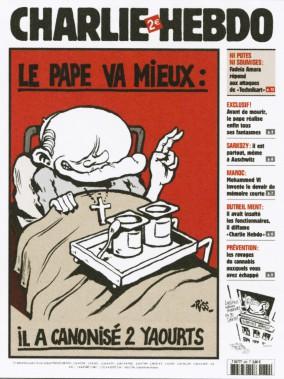 Caricature de Riss Février 2005 ()