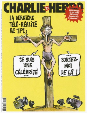 Caricature de Riss, avril 2006 ()