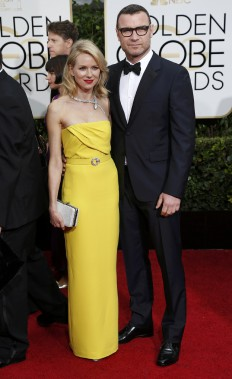 Naomi Watts porte une robe signée Gucci. (Photo MARIO ANZUONI, Reuters)