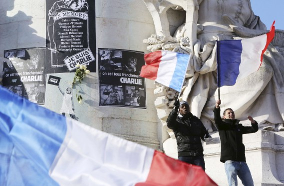 À Paris (Agence France-Presse)