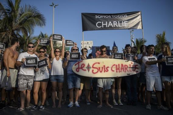 À Rio de Janeiro (Agence France-Presse)