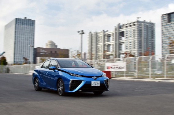 Toyota triplera la