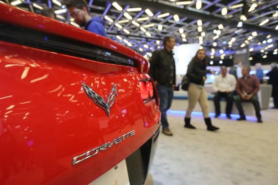 Dernier week-end du Salon de l'auto de Montréal: plus de 200 000 visiteurs