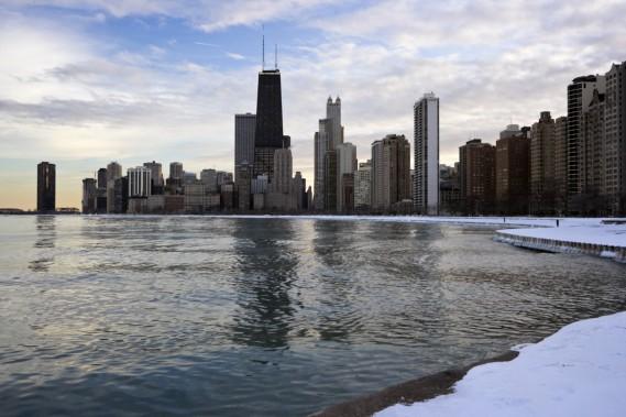 Entre beautés architecturales et lieux culturels fascinants, Chicago se visite aussi en hiver. (Photo Digital/Thinkstock)