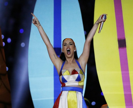 Katy Perry (PHOTO DAVID J. PHILLIP, ASSOCIATED PRESS)