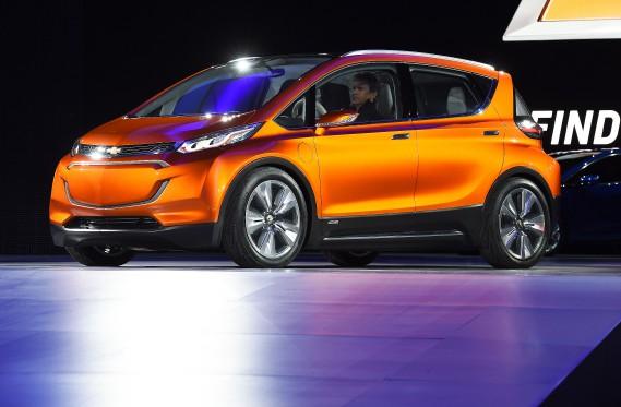 GM produira la Chevrolet Bolt
