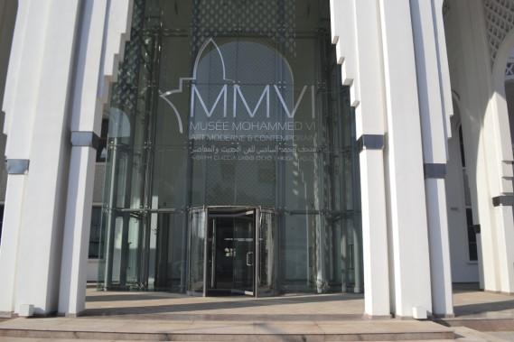 Les férus d'art s'arrêteront au Musée Mohammed VI, qui présente notamment l'exposition <em>1914-2014: cent ans de création.</em> (Photo Mylène de Repentigny-Corbeil, Collaboration spéciale)