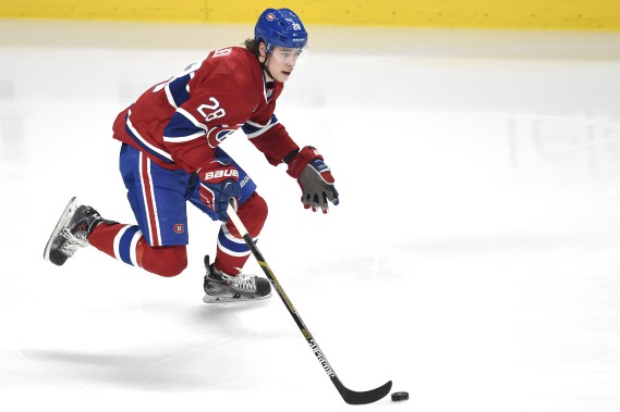 Nathan Beaulieu (PHOTO BERNARD BRAULT, LA PRESSE)