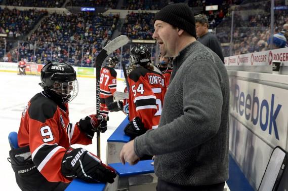 L'entraîneur Peter DeBoer (Photo Le Soleil, Erick Labbé)