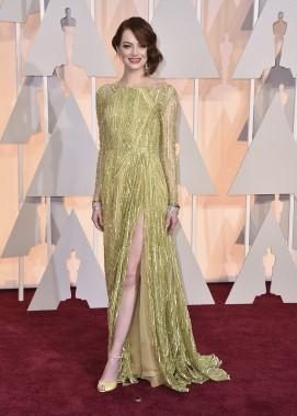 Emma Stone (Photo AP)
