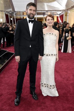Bart Freundlich et Julianne Moore (Photo AP)