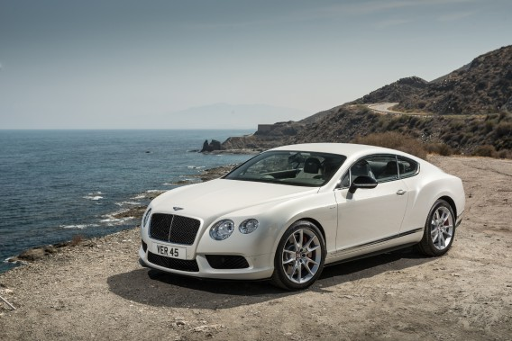 <strong>Bentley Continental GT V8 S 2015 </strong>— À partir de 254 305 $ (Photo fournie par Bentley Motors)