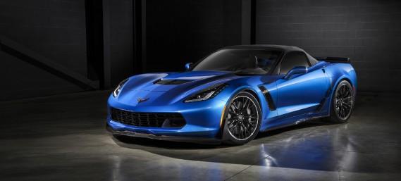 <strong>Corvette Z06 2015 décapotable </strong>— Prix non dévoilé (Photo fournie par Chevrolet)